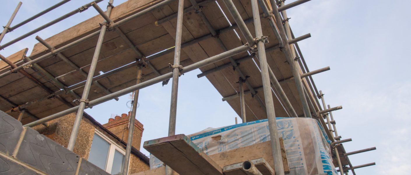 Huren bouwafval container