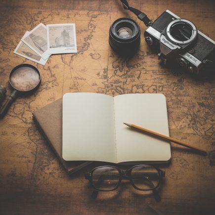 Hoe begin je een eigen travel blog?
